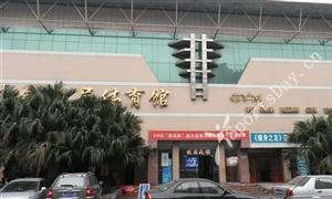 成都羽毛球馆:中铁二局羽毛球馆