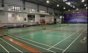 成都羽毛球馆:欧凯森羽毛球运动会所