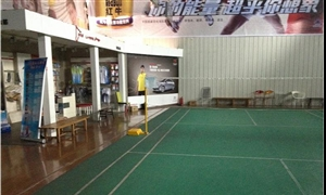 成都羽毛球馆:锲科体育·本格运动中心