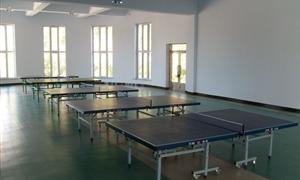 成都乒乓球馆:荣德乒乓球馆