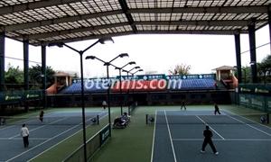 成都网球馆:成都高新网球中心网球馆