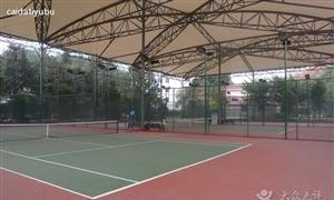 成都网球馆:西南财大网球场