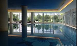 成都游泳馆(游泳池):富力史丹尼国际会所