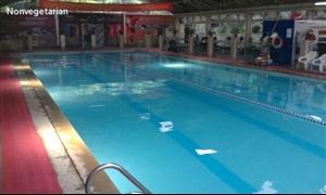 成都游泳馆(游泳池):凯莱帝景恒温游泳馆