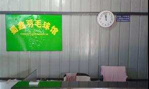 成都羽毛球馆:成都蜀鑫羽毛球馆