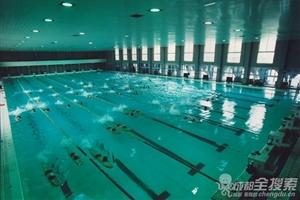 成都游泳馆:猛追湾游泳场室内恒温馆