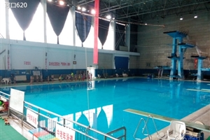 成都游泳馆:四川省游泳馆