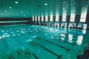 成都游泳馆:成都市猛追湾游泳池