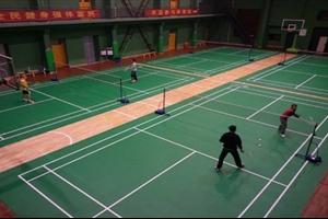 成都羽毛球馆:611研究所体育活动中心