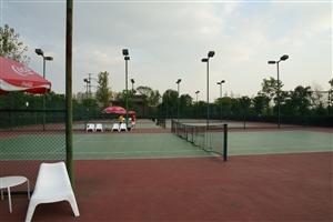 成都网球馆:雨佳博瑞网球中心