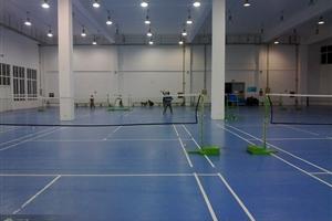 成都羽毛球馆:四川师范大学(成龙校区)羽毛球训练馆