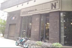 成都羽毛球馆:N+咖啡&羽毛球生活馆