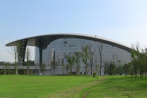 成都游泳馆:中国现代五项(成都)赛事中心
